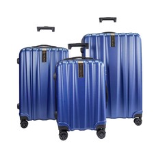 3 Piece Midnight Luggage Set