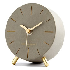 Angelo Silent Mantel Clock