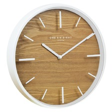 30cm Willow Silent Wall Clock