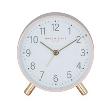 11cm Maisie Metal Alarm Clock