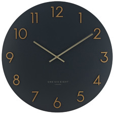 60cm Katelyn Metal Wall Clock
