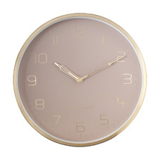 30cm Lily Silent Wall Clock