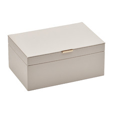 Rosie Faux Leather Jewellery Box