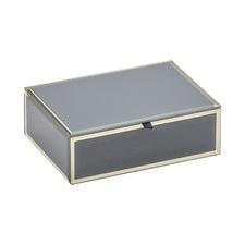 Medium Zara Glass Jewellery Box