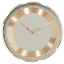 30cm Arlo Metal Silent Wall Clock