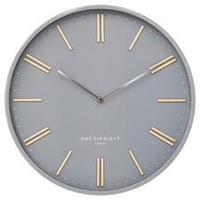 40cm Esme Metal Silent Wall Clock