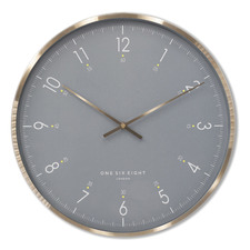 40cm Elio Metal Silent Wall Clock