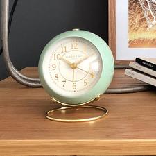 Elizabeth Silent Alarm Clock