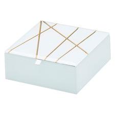 Small Geo Glass Jewellery Box