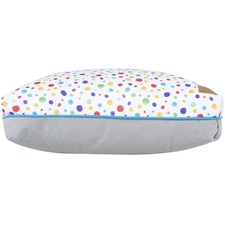 Rainbow Dots Rectangular Pet Pad