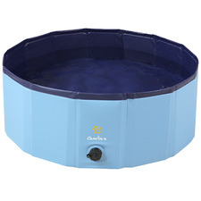 Blue Charlie Foldable Pet Pool