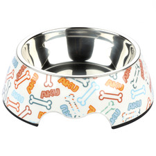 2 Piece Stainless Steel Pet Bowl