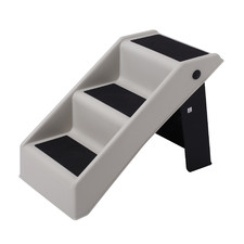 Portable 3 Step Pet Stairs