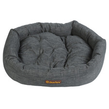 Great Dane Dog Bed with Bolster
