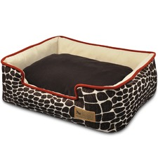 Brown Kalahari Lounge Pet Bed