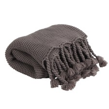Soft Knitted Belle Chunky Knit Throw