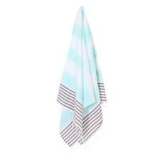 Striped Hamptons Cotton Turkish Towel
