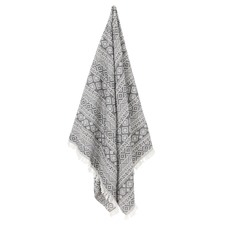 Modern Caribbean Cotton Turkish Towel