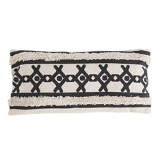 Picasso Tufted Cotton Breakfast Cushion