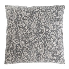 Square Lola Summer Vintage Printed Cotton Cushion