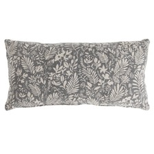 Long Lola Summer Vintage Printed Cotton Cushion