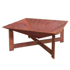 Extra Large Natural Rust Tanami Fire Pit