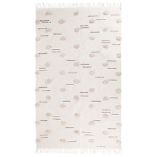 Natural Willow Luxe Cotton Rug