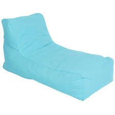 Solid Foam Filled Outdoor Lounger