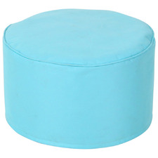 Solid Outdoor Ottoman Cover