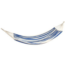 Striped Lennox Cotton Hammock