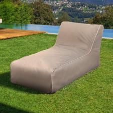 Cappuccino Luxury Memory Foam Outdoor Lounge