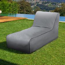Hamptons Grey Luxury Memory Foam Outdoor Lounge