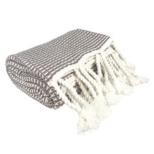 Waffle Knit Mason Blanket