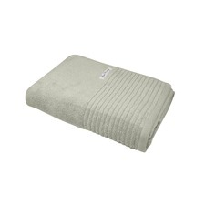 Oatmeal Hayman Zero Twist Cotton Bathroom Towels