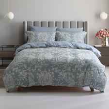 Acacia Cotton Quilt Cover Set