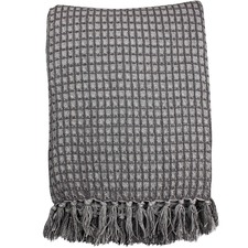 Honeycomb Cotton Throw