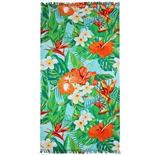 Paradise Cotton Beach Towel