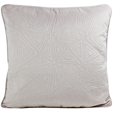 Veronica Quilted Velvet Cushion