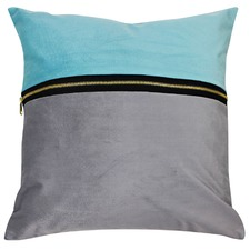 Vivian Square Velvet Cushion