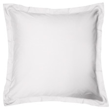 Snow Breathe Cotton European Pillowcase