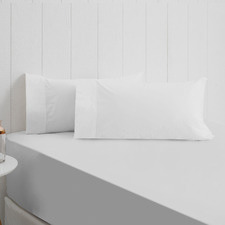 Snow Breathe Cotton Fitted Sheet
