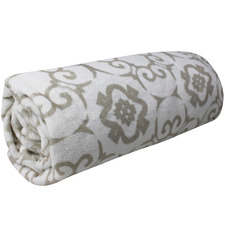 Taupe Sicily Mediterranean Throw