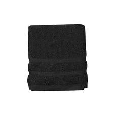 Charcoal Levarda Cotton Bathroom Towels