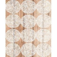Dot Dreaming Wood Panel Wall Art