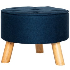Navy Hartford Stool