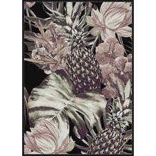 Pineapple Tropicana Framed Canvas Wall Art