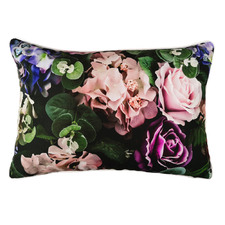 Flora Hydrangea Garden Cotton Cushion