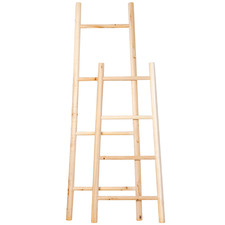 2 Piece Amiri Decorative Ladder Set