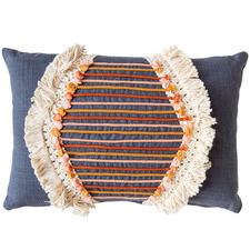 Fringed Naina Cotton Cushion