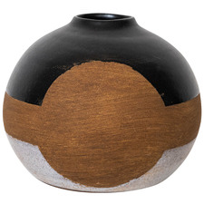 Rothko II Terracotta Vase